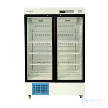 2-8℃双开门医用冷藏箱BYC-588